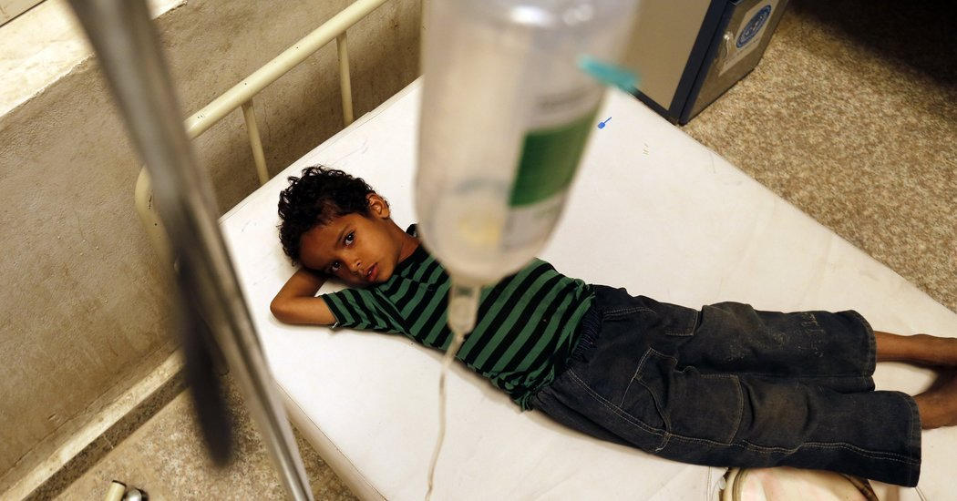 More Than 500,000 Infected With Cholera in Yemen