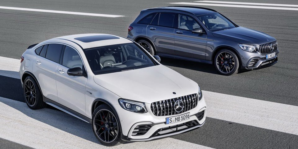 Mercedes-AMG GLC SUV And Coupe Go On Sale In UK From £68,920