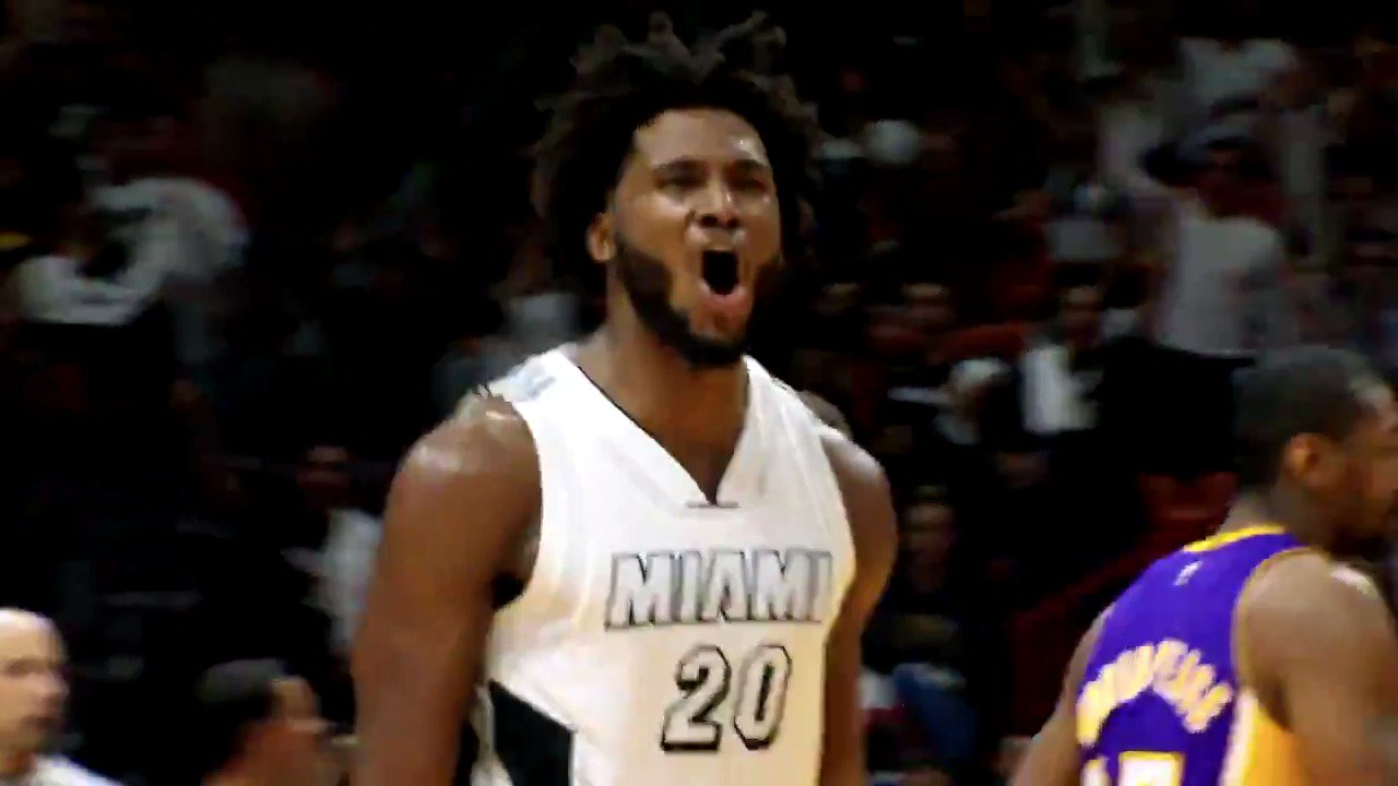 The 2017-18 Miami HEAT season is set to launch October 18th!  Get your tickets NOW - https://t.co/PWABKnhHzY https://t.co/Ucl6mLasxv