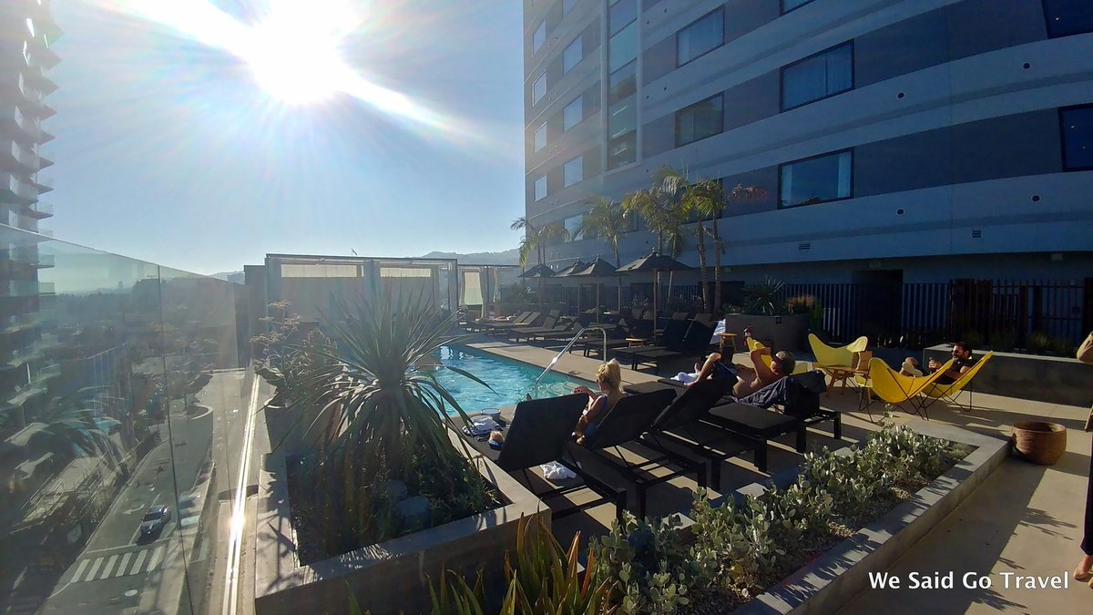 test Twitter Media - Do you want to stay in #Hollywood? This #hotel has a gorgeous #pool  with a view! Meet me at #EverlyHollywood@Kimpton #kimpton #travel https://t.co/bOlMvFLksF