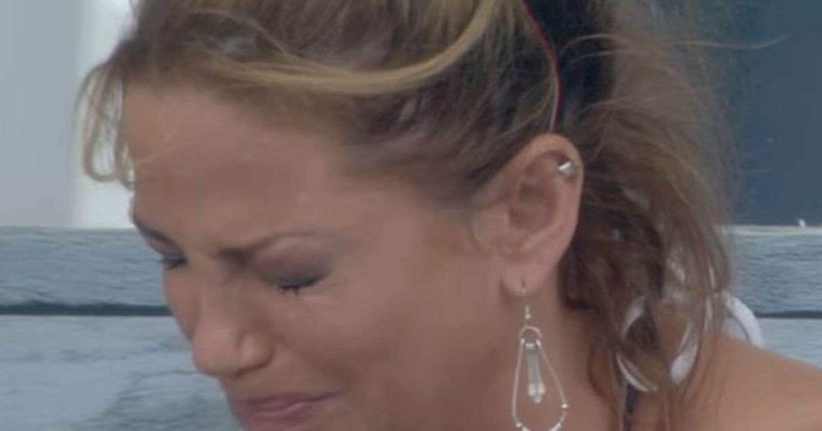 Sarah Harding weeps over love dilemma as tensions run high with Chad Johnson