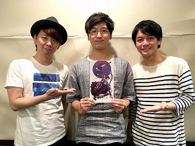 「活撃 刀剣乱舞 ラジオの陣」山下誠一郎ゲスト回配信中。