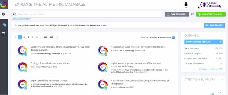 test Twitter Media - Explore the attention surrounding your institution's research with the @altmetric Explorer: https://t.co/qOOTZyr0Vk #ifla2017 https://t.co/SfJLVnA1Wm