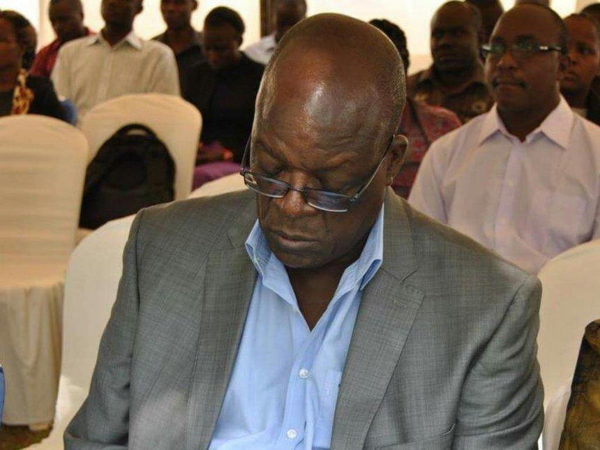 Nyong'o appoints ex-KMTC boss Olang'o Onudi acting Kisumu secretary