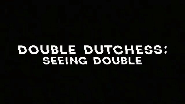 #DOUBLEDUTCHESS: SEEING DOUBLE ���� 9/22 The Visual Experience ���� pre-order @ midnight https://t.co/fdOaFm9H2x