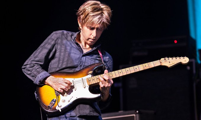 Happy Birthday Eric Johnson!