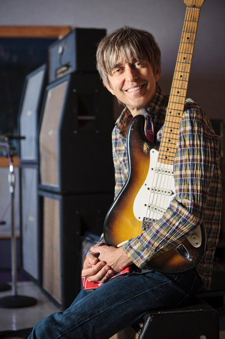 Happy Birthday Eric Johnson. Great Guitarist (Cliffs of Dover)