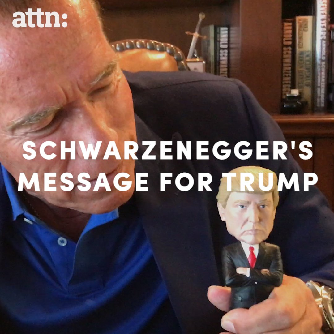 .@Schwarzenegger has a blunt message for Nazis. https://t.co/HAbnejahtl