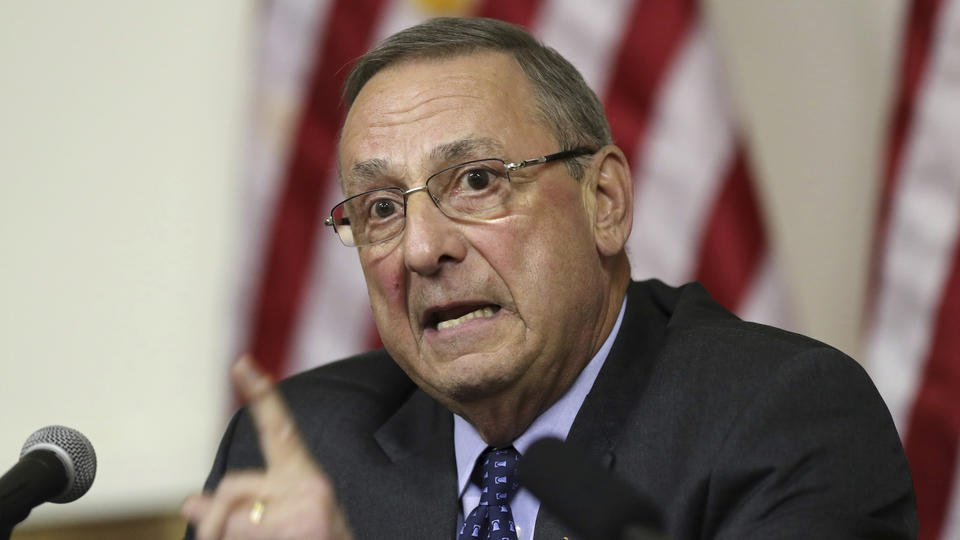Maine Gov. LePage: Removing Confederate statues like losing 9/11 memorial