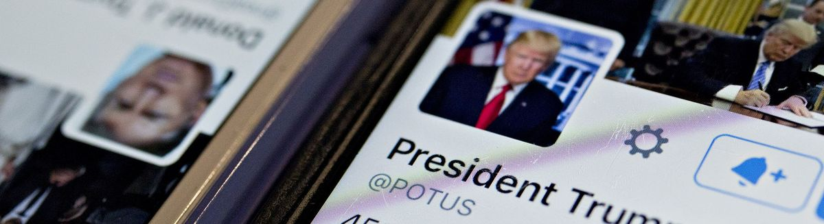 RT @markets: What Is Trump worth to Twitter? One analyst estimates $2 billion https://t.co/knniVpqr35 https://t.co/djkZiRk5nL