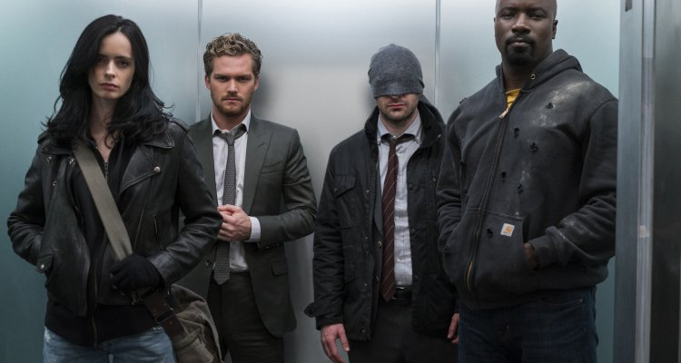 #TheDefenders