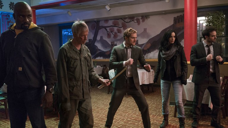 TheDefenders: How Marvel's Netflix heroes assemble for the first time