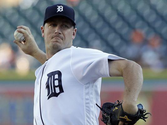 Live blog: Detroit Tigers vs. Los Angeles Dodgers