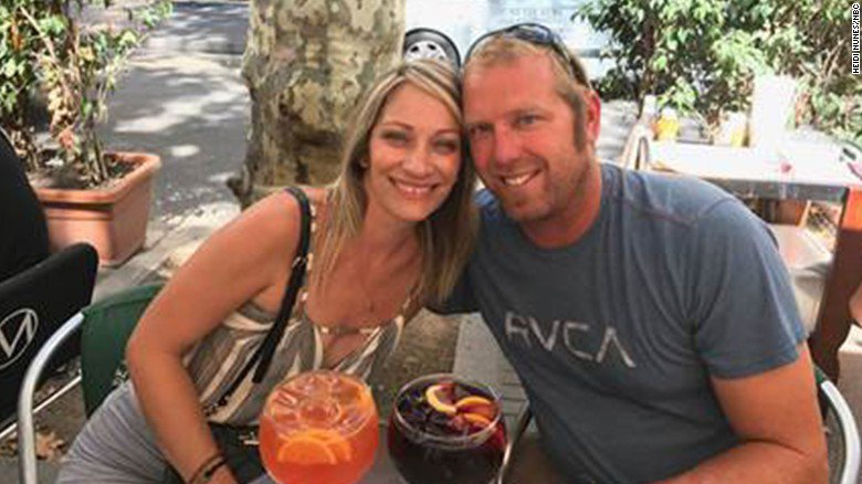 Jared Tucker of California was among the 13 people killed in the Barcelona terror attack