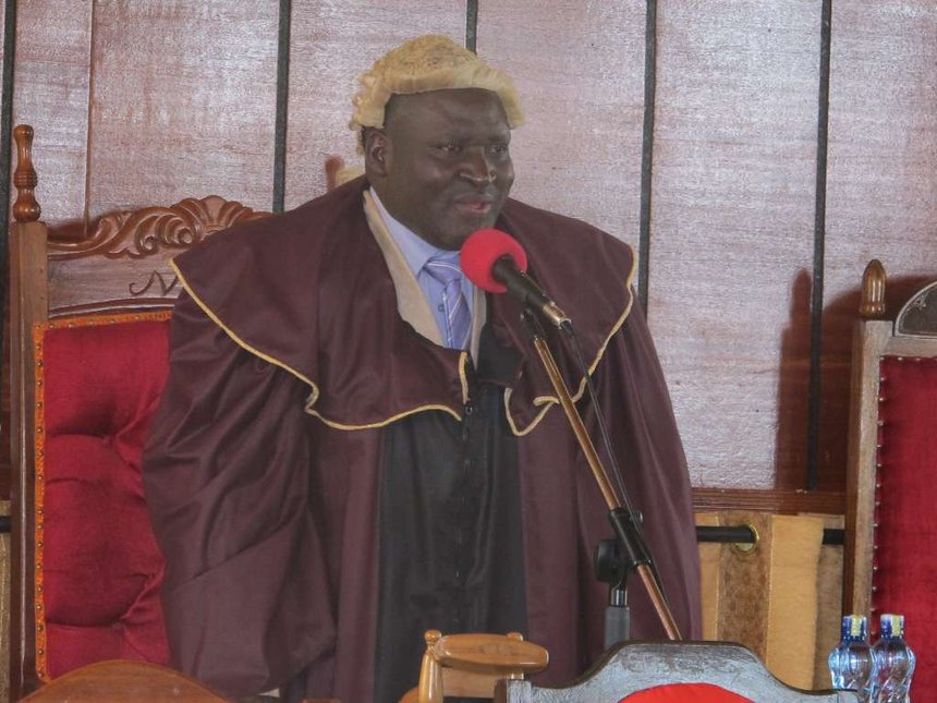 Six politicians, professionals seek to be next Trans Nzoia speaker