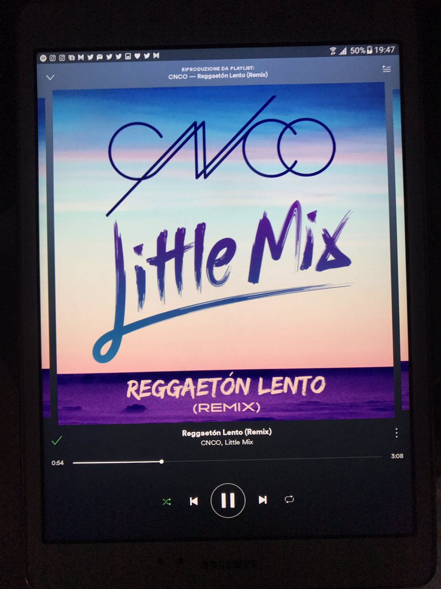#ReggaetonLentoListeningParty