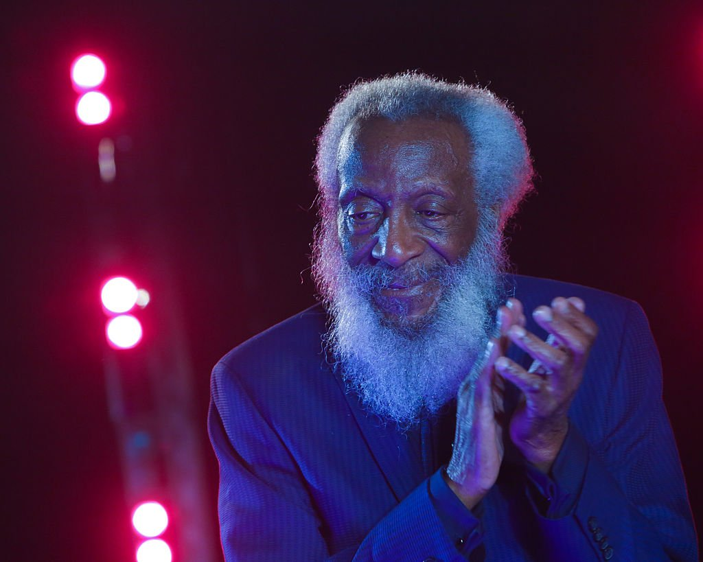 RIP to the incredible Dick Gregory. https://t.co/p1BAcqDmK7