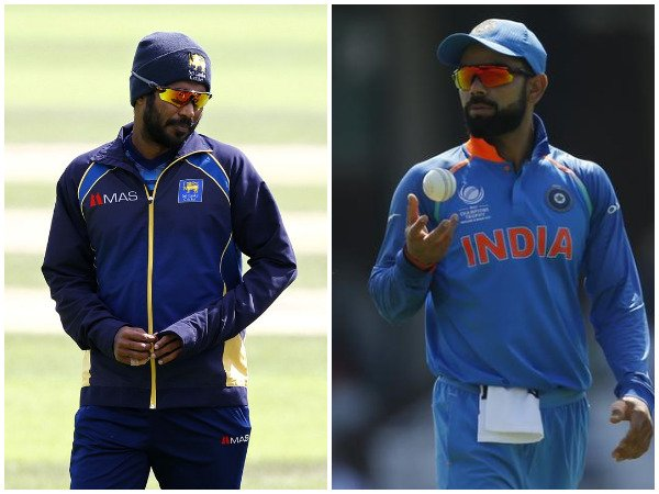 #Dambulla में आज #TeamIndia और #SriLanka के बीच सीरीज़ का पहला एक दिवसीय मैच #SLvIND https://t.co/Jvc3c8ZB4i