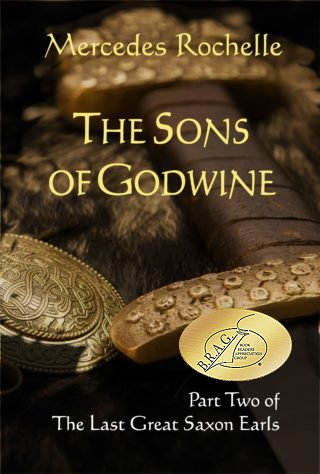 Amazon Giveaway for THE SONS OF GODWINE