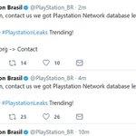 PlayStation social media accounts hacked