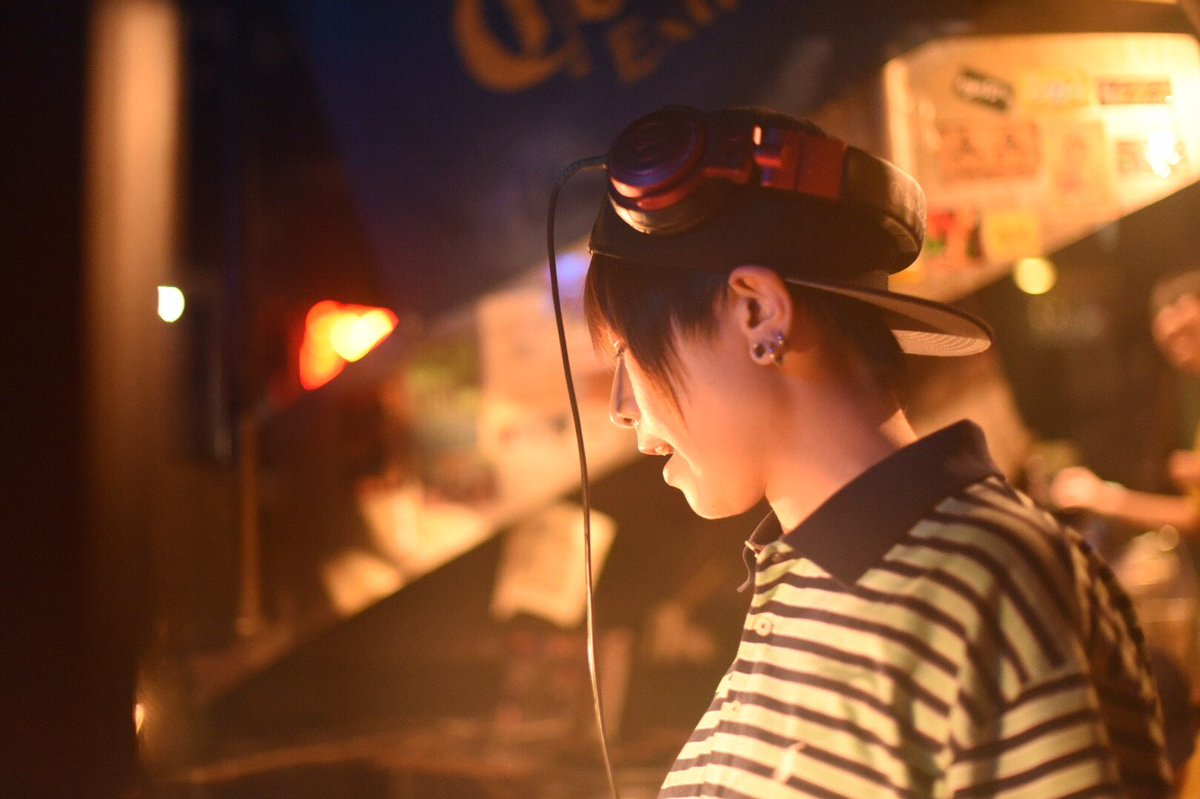 RLD vol.28 Guest DJ!!カリメロ!!#RLD #RLD_party Photographer 歩音()