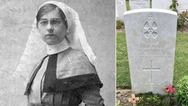 West Yorkshire nurse killed in World War One hospital bomb blast to be commemorated: https://t.co/Ejq1w0IjRd https://t.co/9phuopdxIL