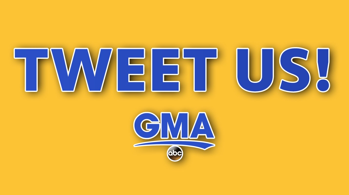 Have more questions for @ginger_zee about the #eclipse? TWEET US! https://t.co/gBDwYTr6mw