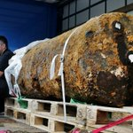 4,000-pound WWII-era bomb successfully defused in Frankfurt, police say