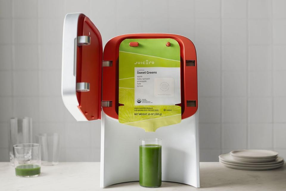 Silicon Valley's infamous $400 juicer startup is shutting down:...