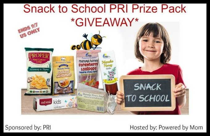 PRI Snack to School Giveaway-1-US-Ends 9/7