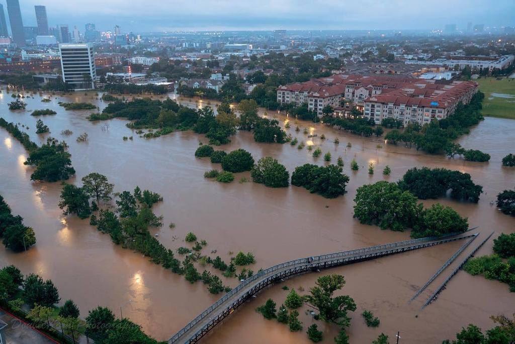 Texas, il dopo Harvey