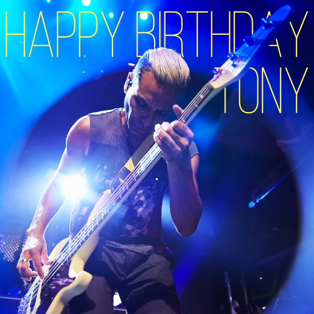 Happy Birthday @TonyKanal! https://t.co/6ioyw5xgxw