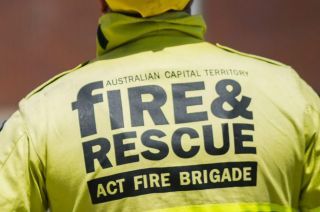 ACT firefighters help extinguish NSW house fire in Michelago
