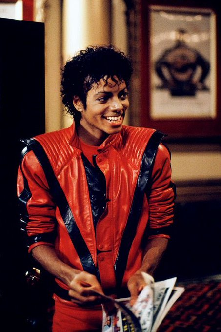 Happy birthday to the legendary Michael Jackson, the king of pop. We miss you.