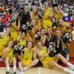 WNBL, US college stars unite as Emerging Opals win gold at World University Games