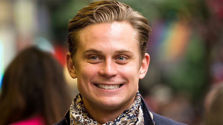 Exclusive: @Disney's live-action Aladdin casts @BillyMagnussen as a new character
