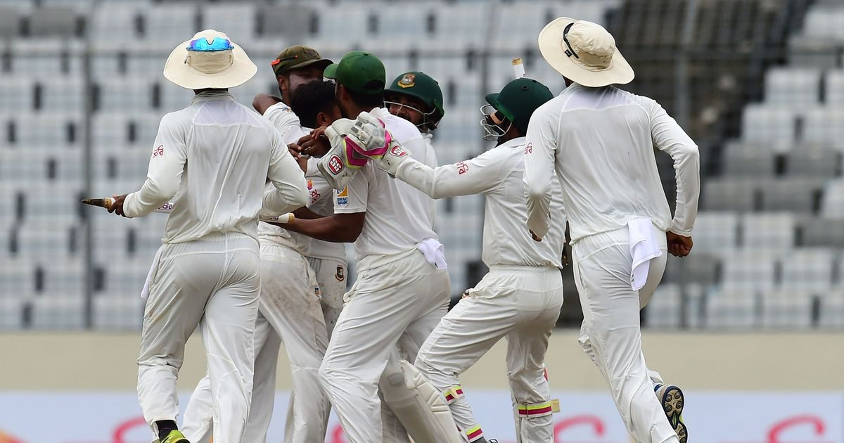Australia lose Test to Bangladesh for first time as preparations for this winter's Ashes take major hit