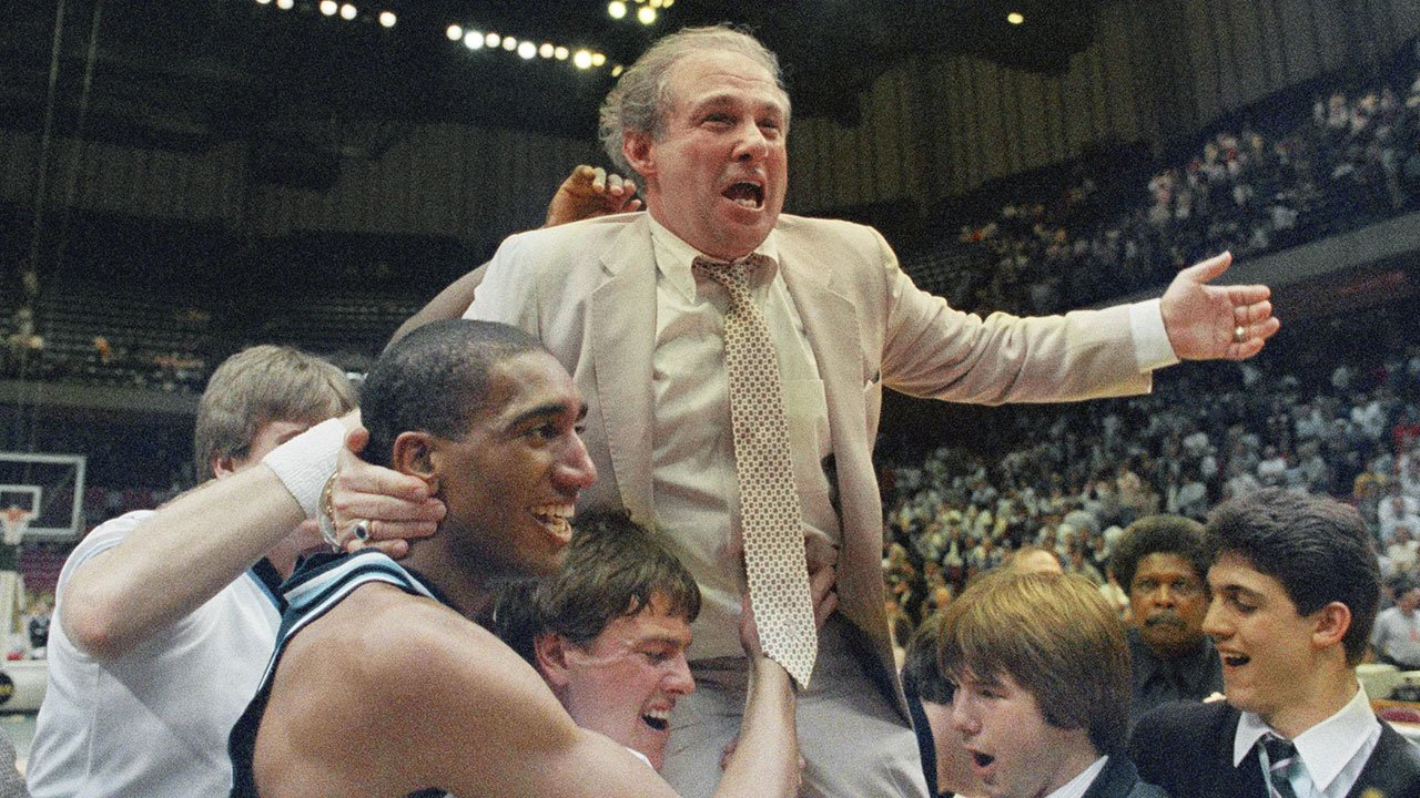 Longtime Villanova coach Rollie Massimino dead at 82: https://t.co/lXLwEmceMG https://t.co/GYiqMmAyjw