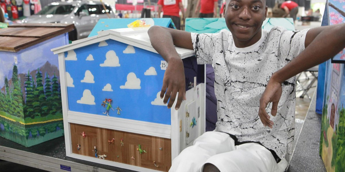 2nd Little Library Prize highlights art, literacy
