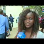 Relatives of Moi Girls Nairobi students urge Kenyans to pray for students, school