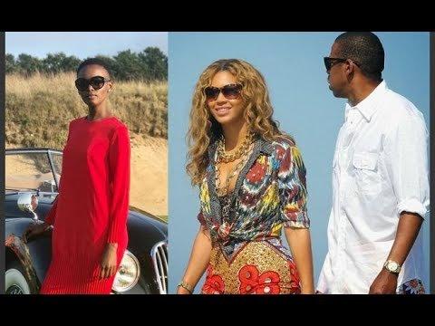 Flavian Matata amekutana na Jay Z na Beyonce