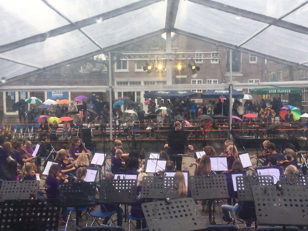 test Twitter Media - Juniorenorkest samen met Hellendaal op Talent op het Water in Schiedam! https://t.co/zfmEnXMPS4