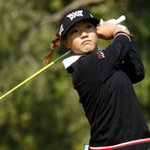Lydia Ko tied fourth with one round to play in final major of year