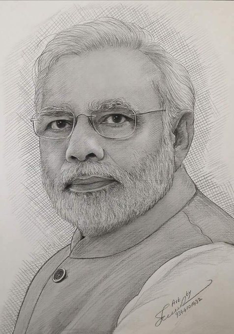 Happy birthday dear Narendra modi sir....