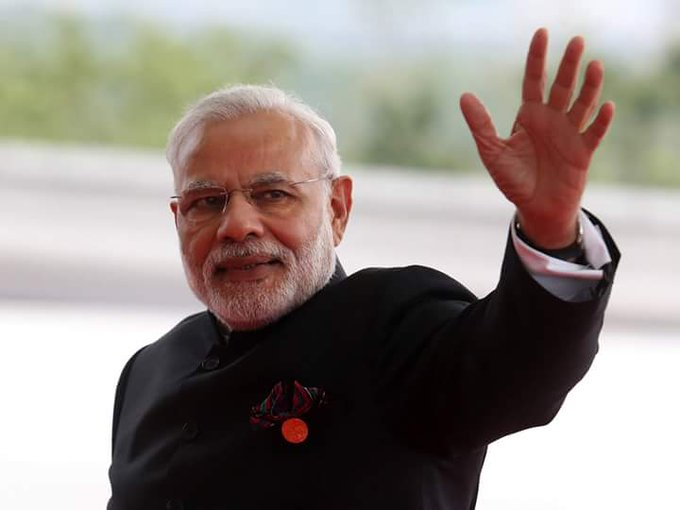Happy Birthday to Narendra Modi (Prime Minister of India)