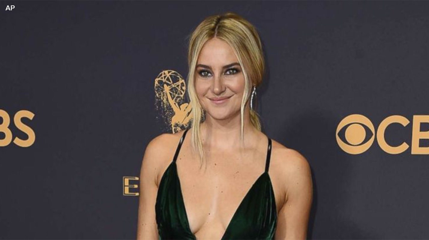 Shailene Woodley reveals she doesn't own a TV on #Emmys red carpet. 'I'm a reader.' https://t.co/znmMBtWiGt https://t.co/N9DTZLgRLm