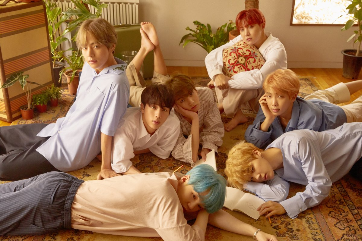 #LOVE_YOURSELF_承_Her
