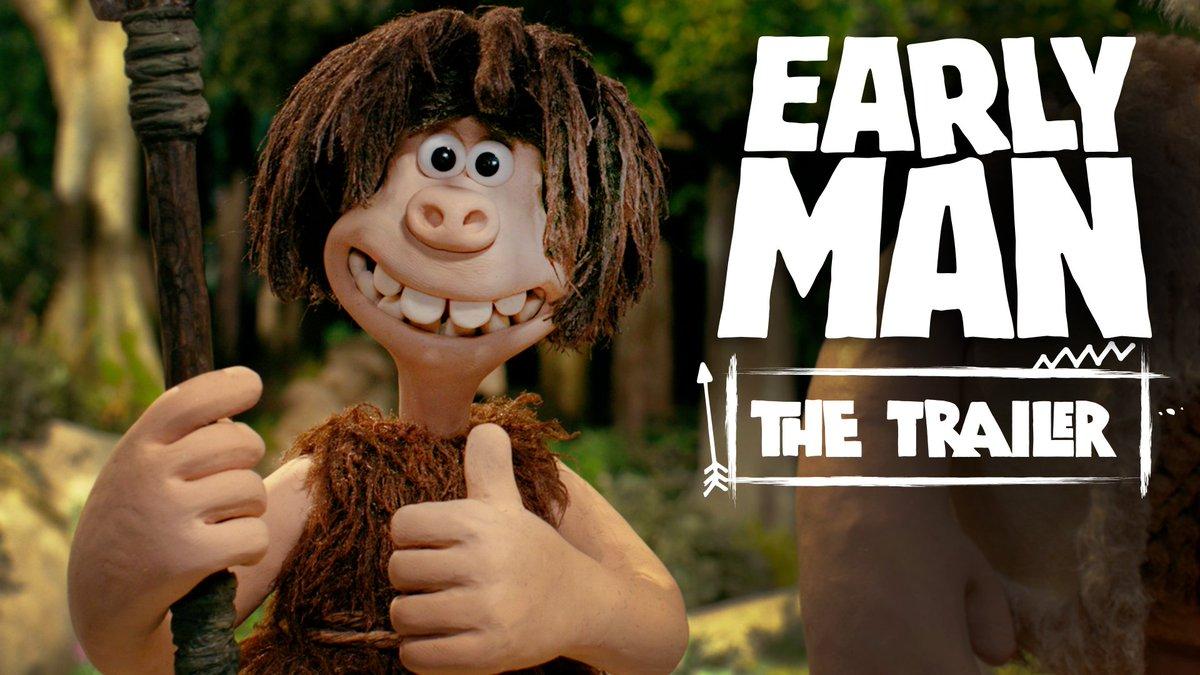 Early man film