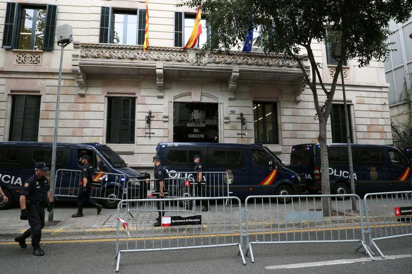 Spain to charge Catalan MPs over plans for independence vote