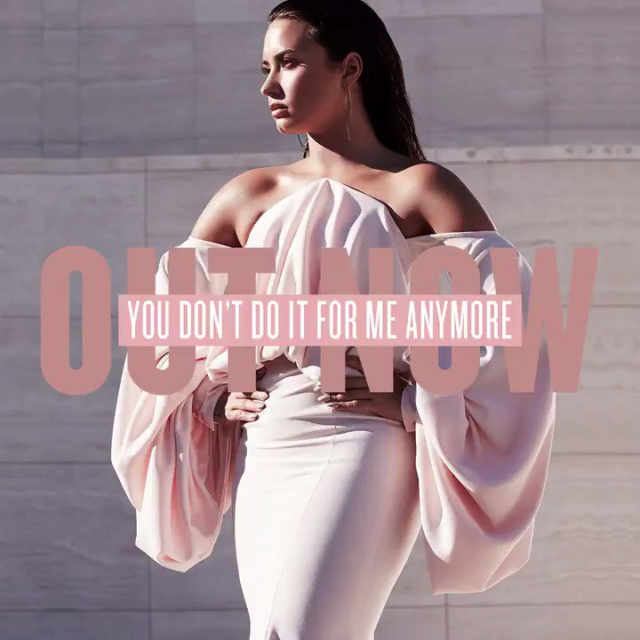 You Don't Do It For Me Anymore Out now on @applemusic �� #TellMeYouLoveMe https://t.co/jbWOuvuYxs https://t.co/xsXVfZyFT9